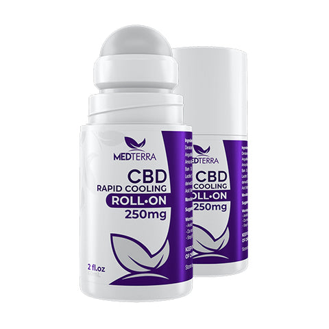 MedTerra CBD Rapid Cooling Roll-On