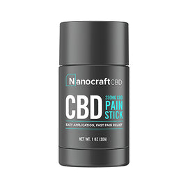 Nanocraft CBD Salve Pain Stick