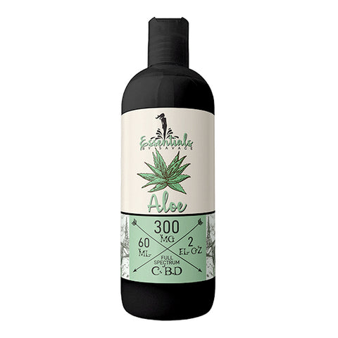 Full Spectrum Aloe Vera - Savage CBD