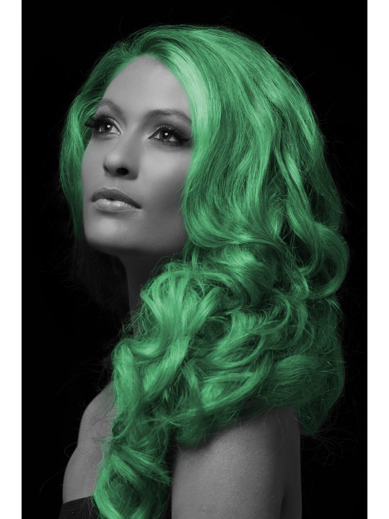 Hair Colour Spray, Green