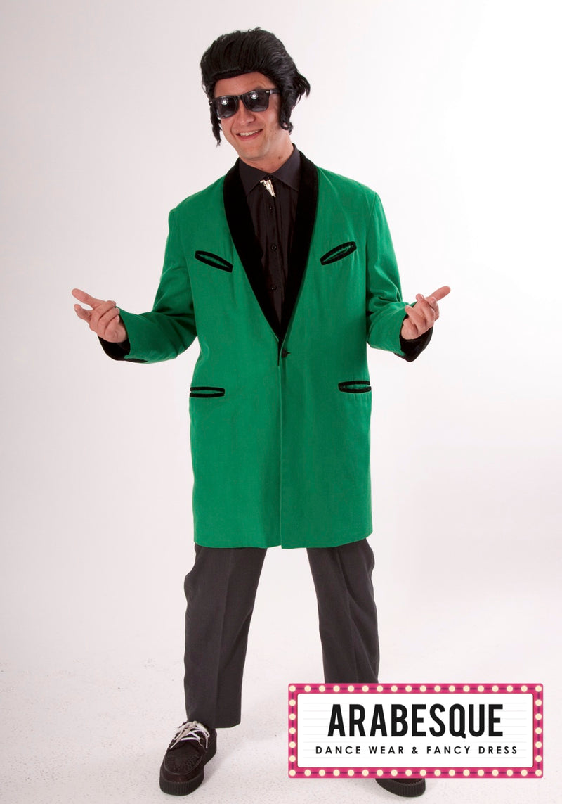 1950's Green teddy Boy Costume