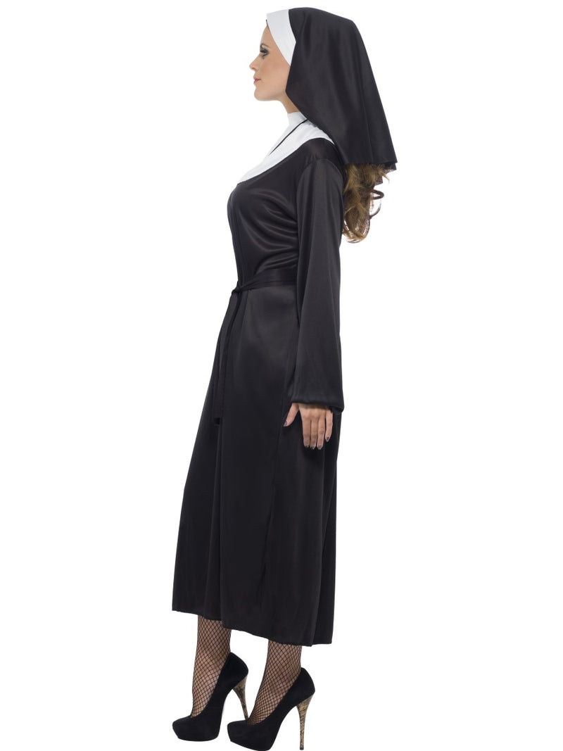 Nun Costume, Black