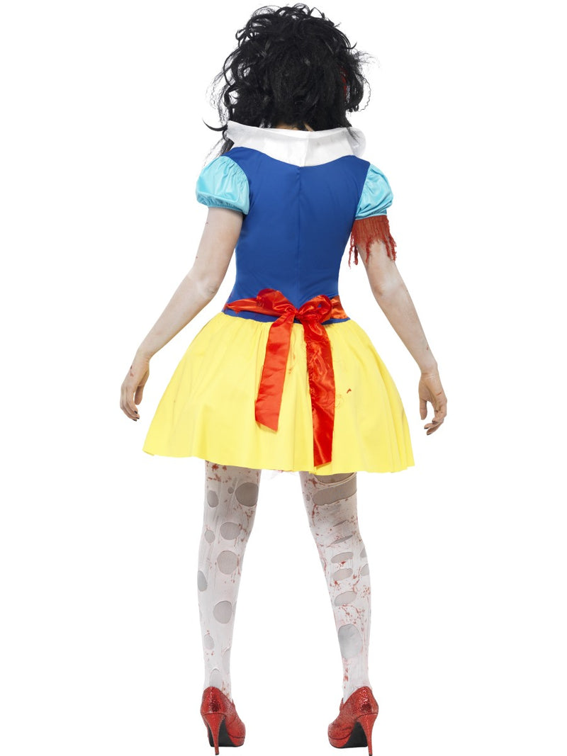 Zombie Snow White / Snow Fright - Back