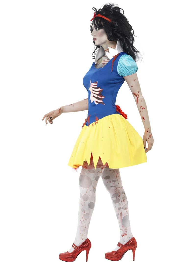 Zombie Snow White / Snow Fright - Side