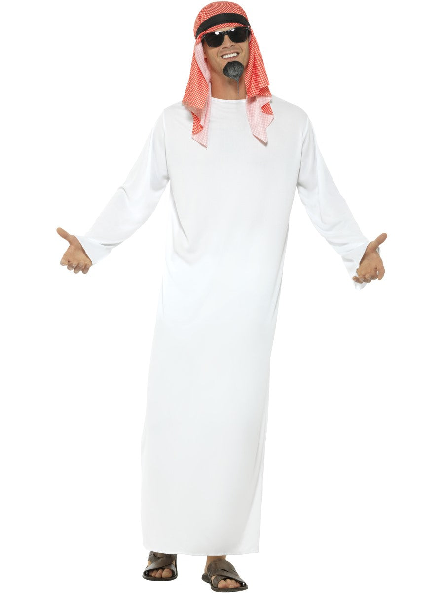 Fake Sheikh Costume
