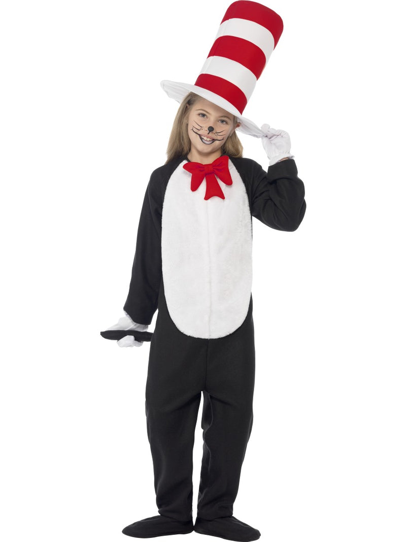Cat in The Hat Costume