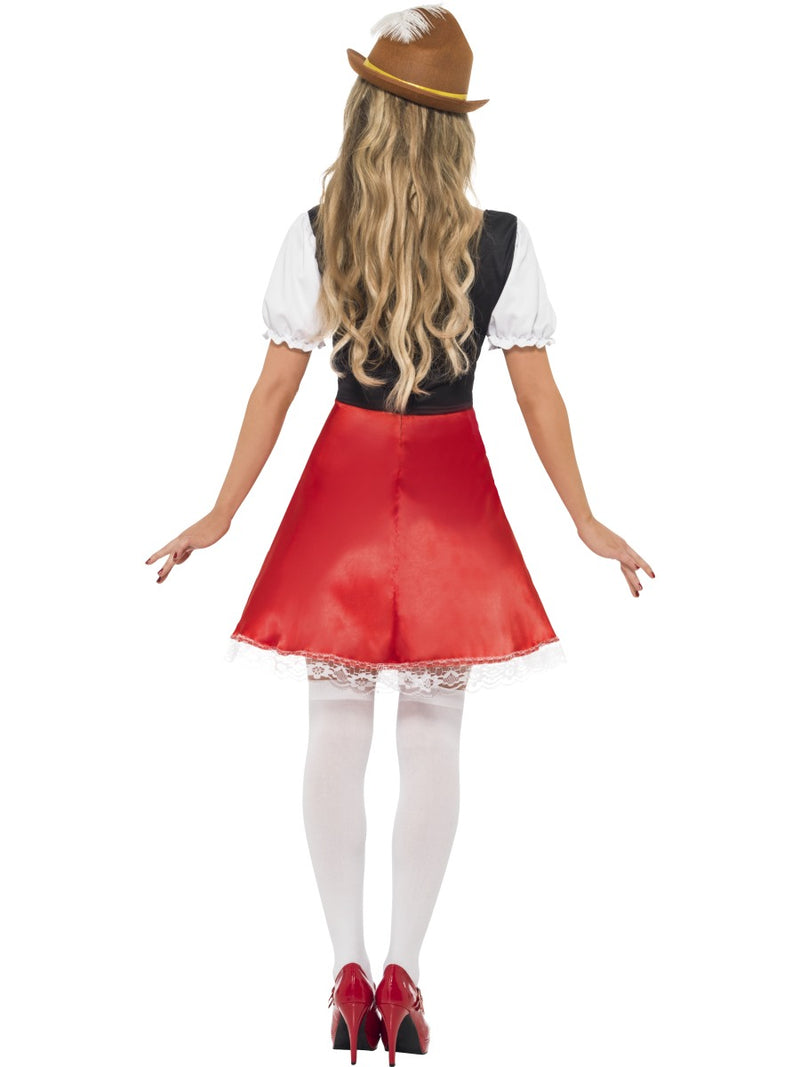Bavarian Wench Costume