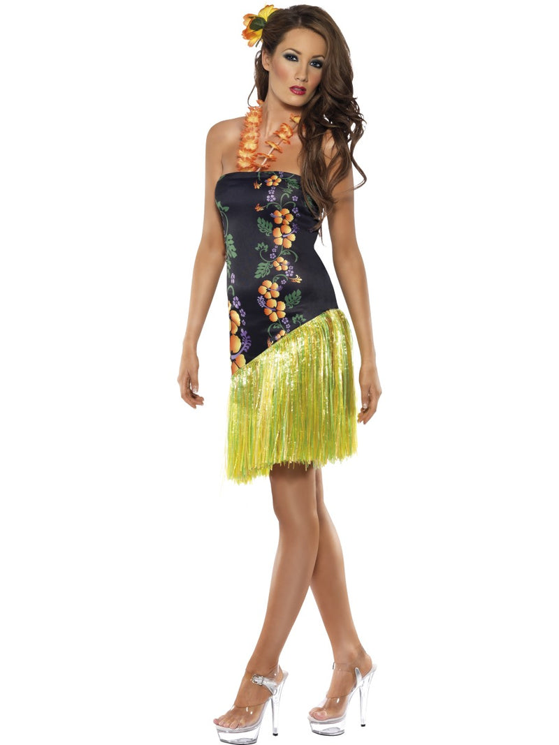 Fever Luscious Luau Costume