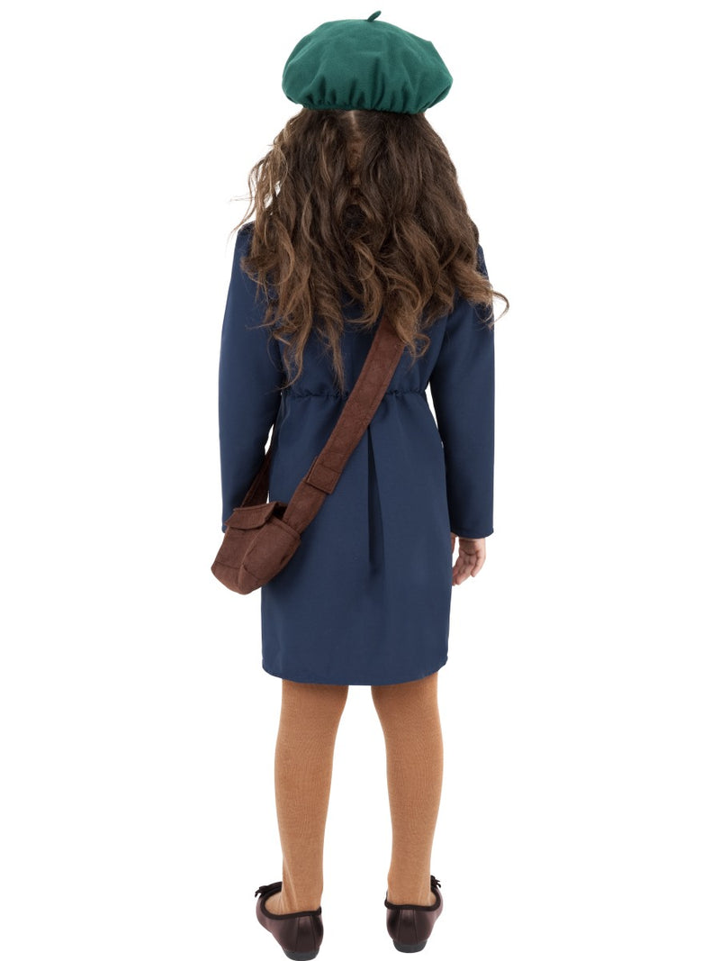 World War Ii Evacuee Girl Costume