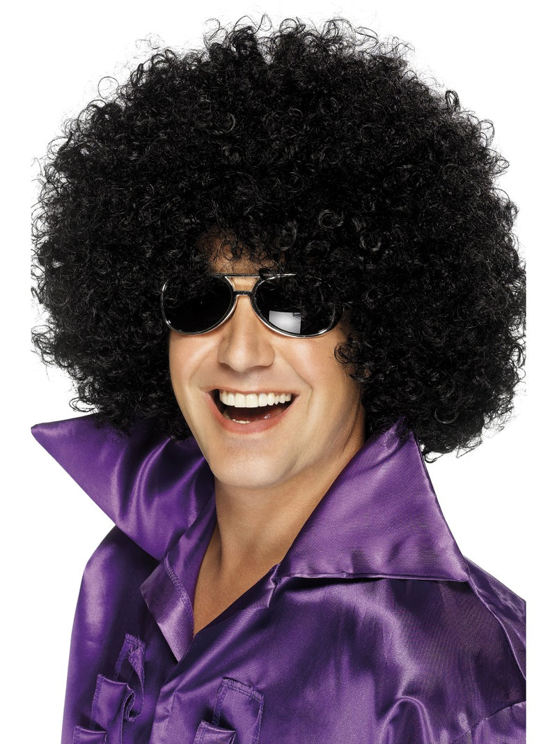 Afro Wig, Mega-Huge,Black