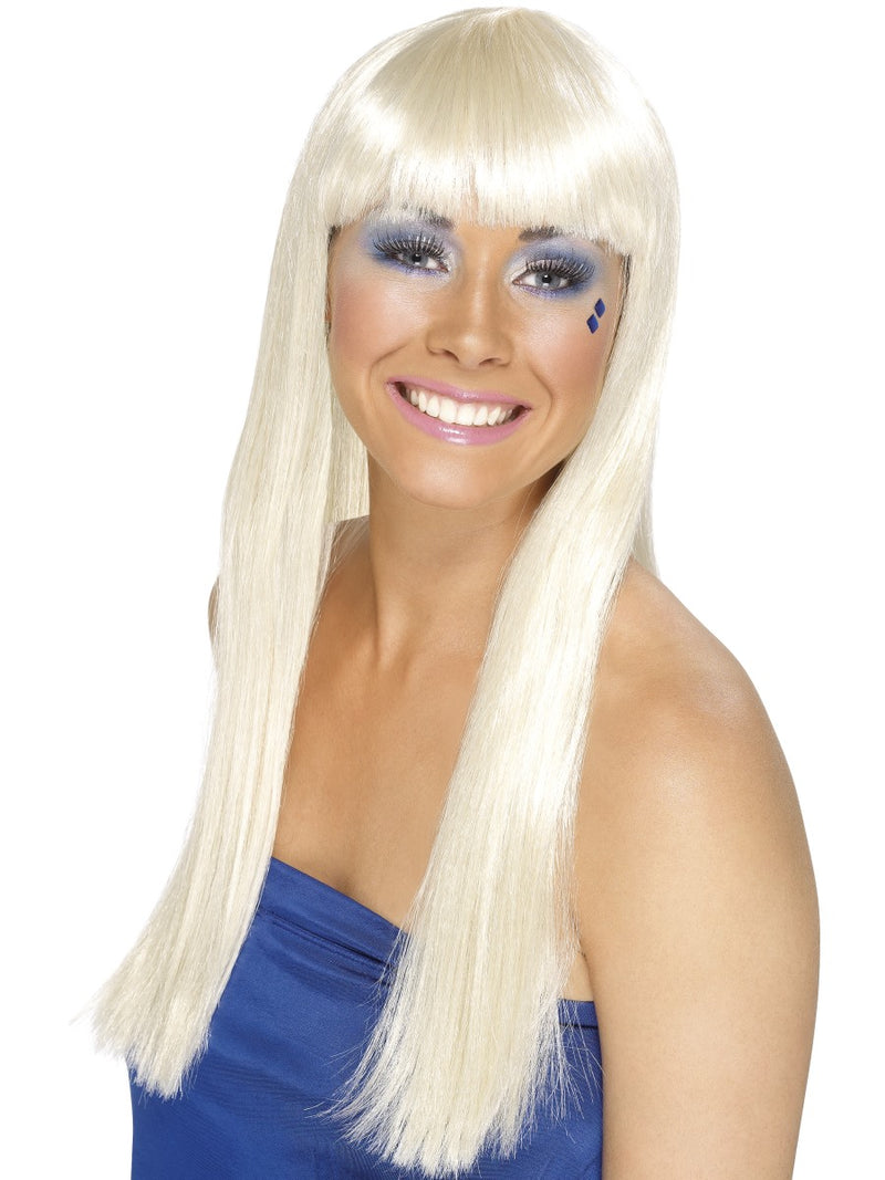 Dancing Queen Wig,Blonde