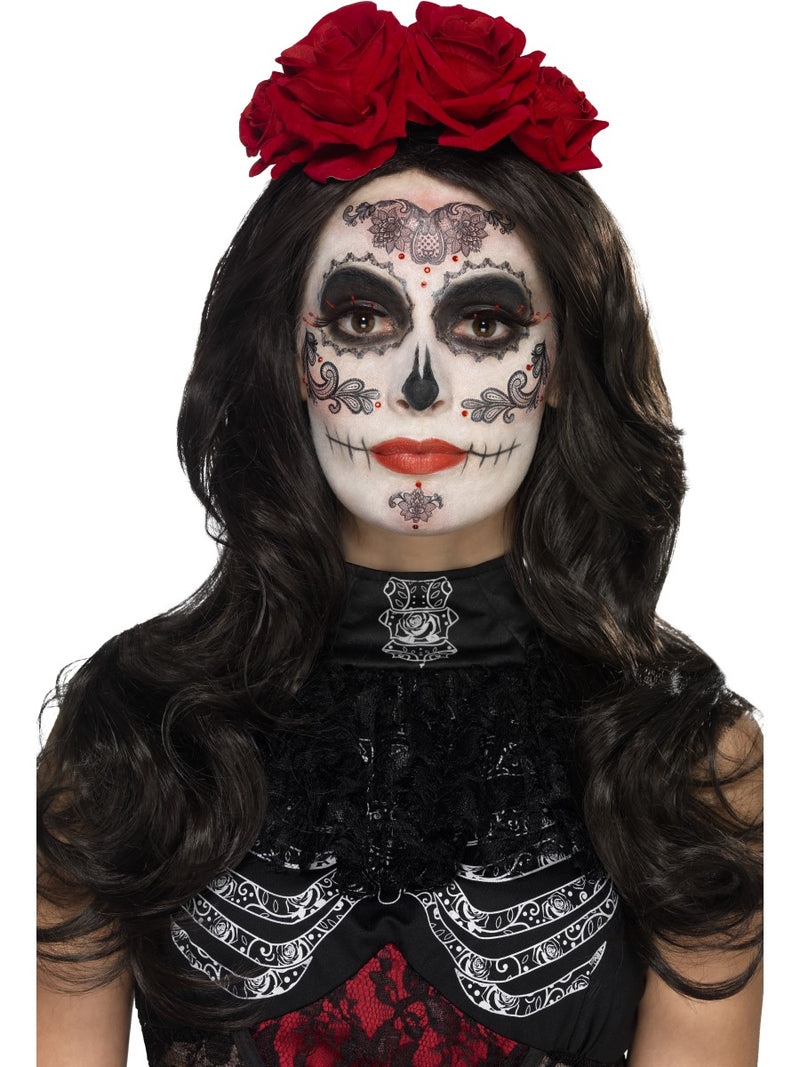 Day of the Dead Glamour Make-Up Kit