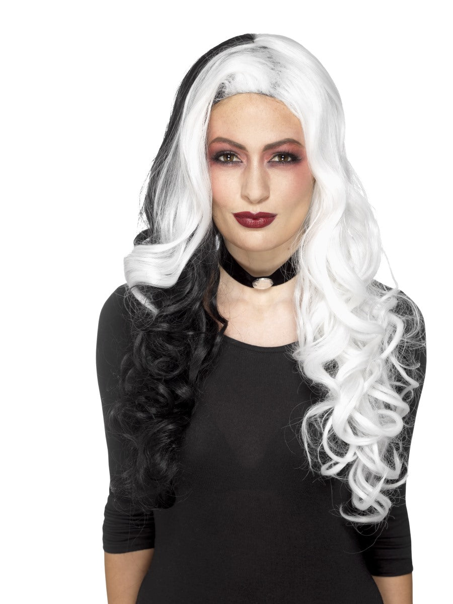 Deluxe Evil Madame Wig