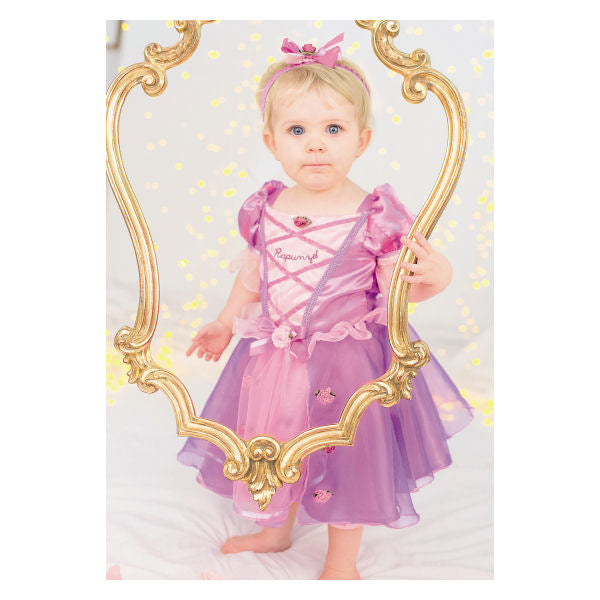 Rapunzel Baby - Party Dress