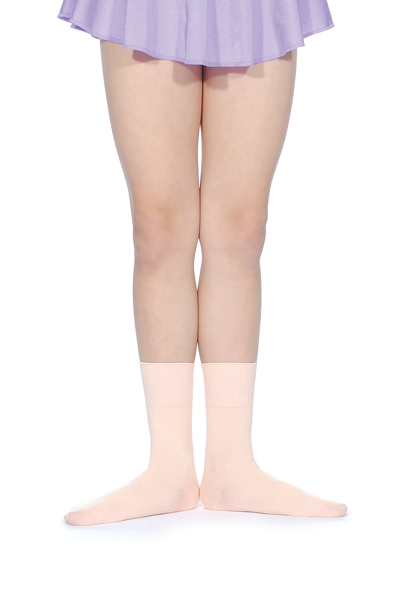 Ballet Socks - Pale Pink, White and Black