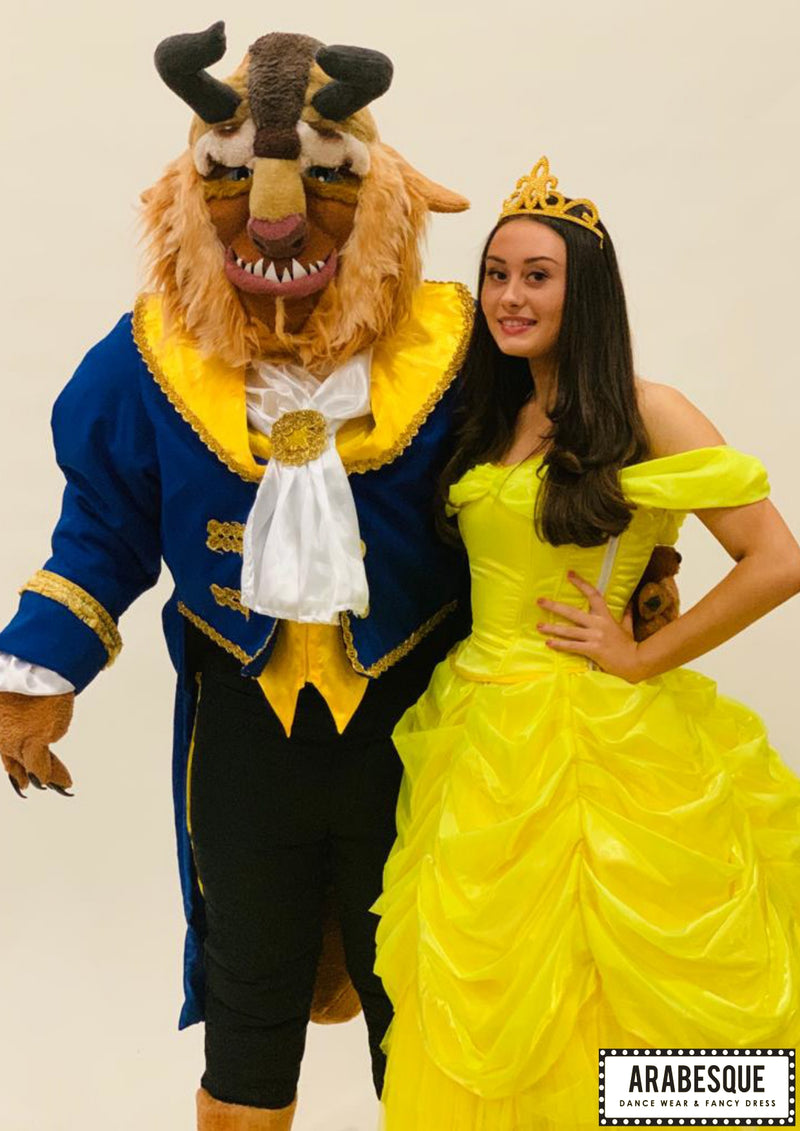 Beast | Beauty & The Beast | Mascot | Costume | Hire