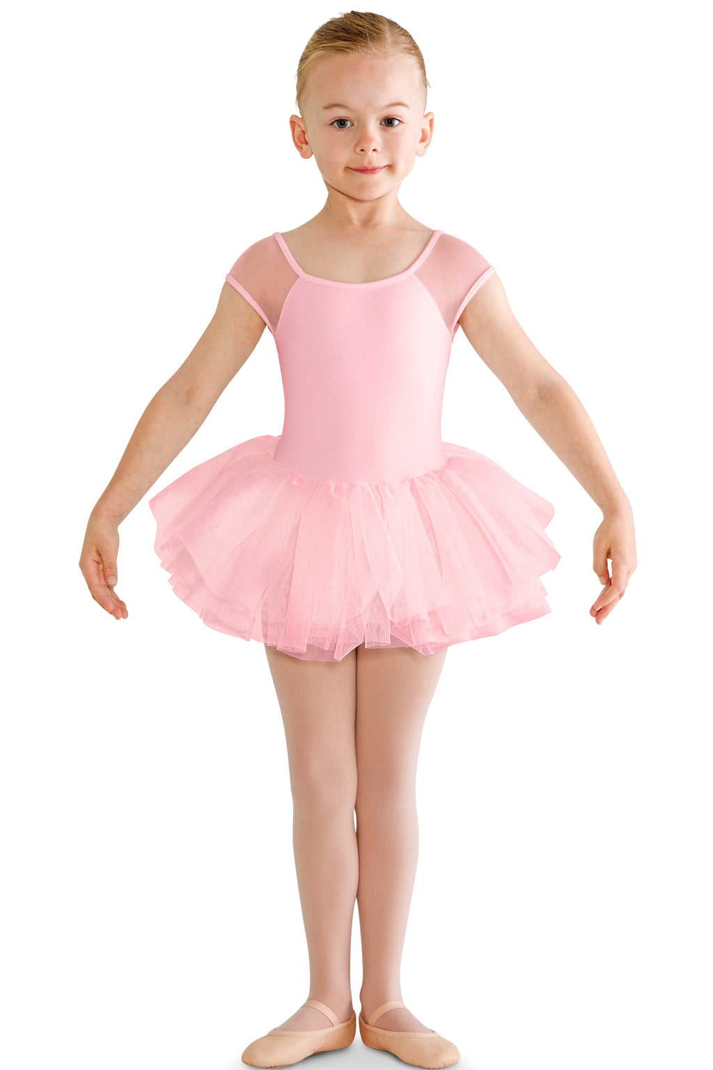 Bloch Leotard with attached tu-tu skirt