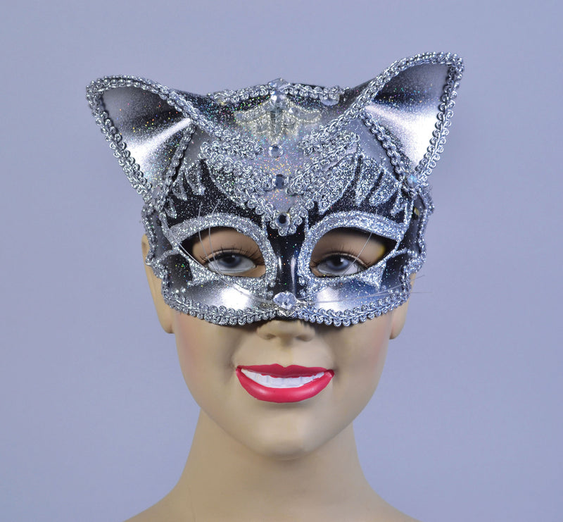 Cat mask - Jewelled