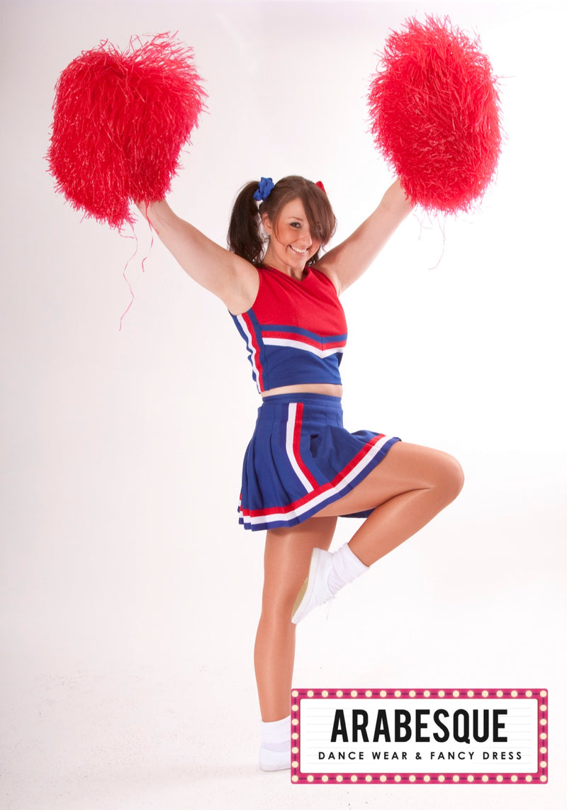 Ladies Cheerleader