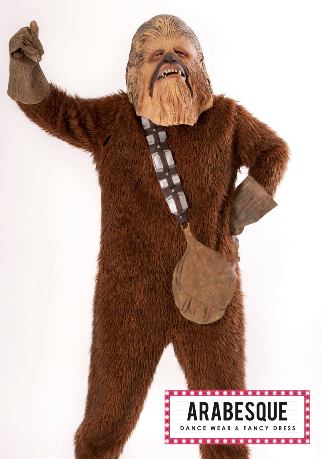 Mens Chewbacca  sc 1 st  Arabesque Costumes & Mens Chewbacca u2013 Arabesque Costumes