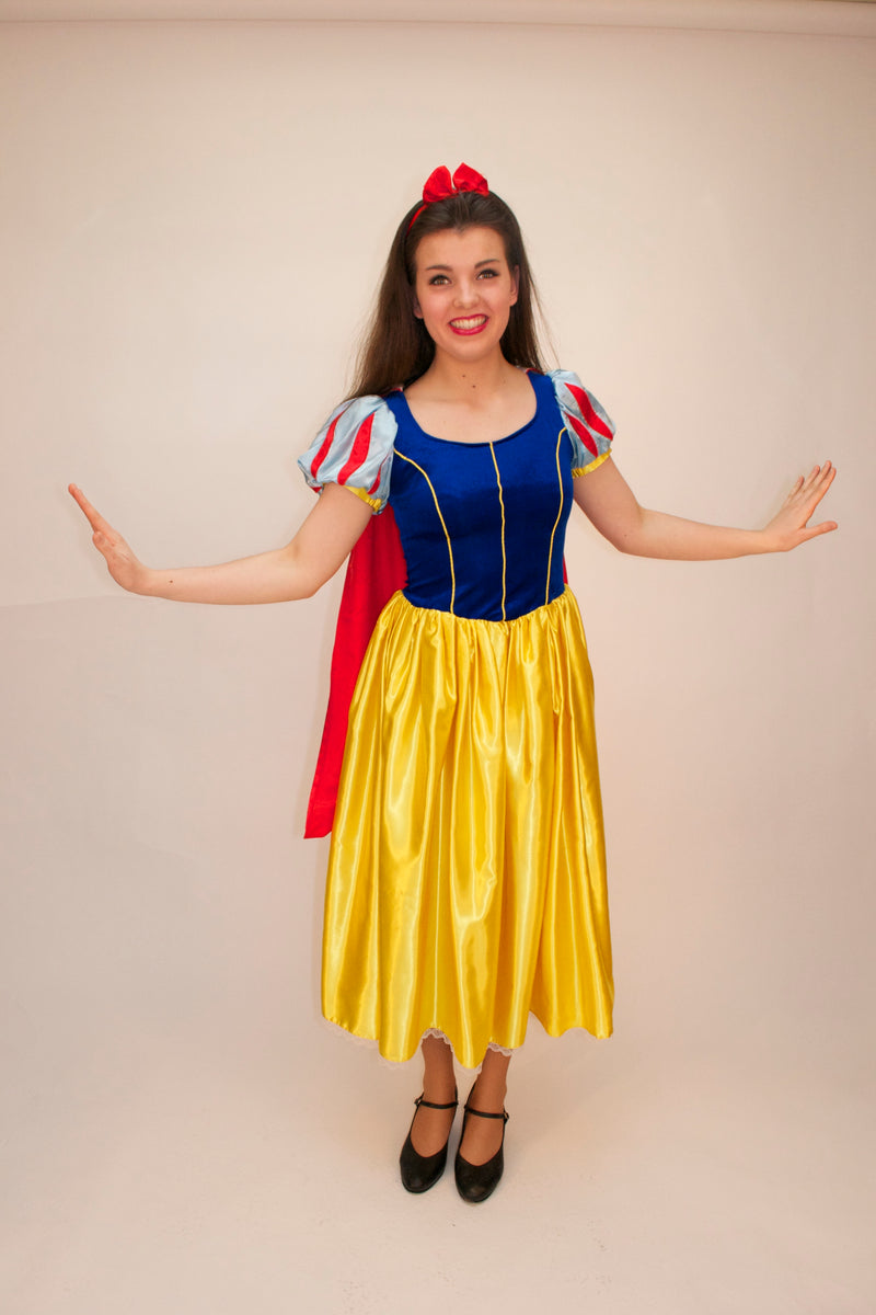 Traditional Snow White