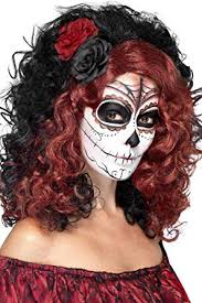 Day of the Dead Wig