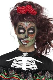Day of the Dead Zombie Make-Up Kit