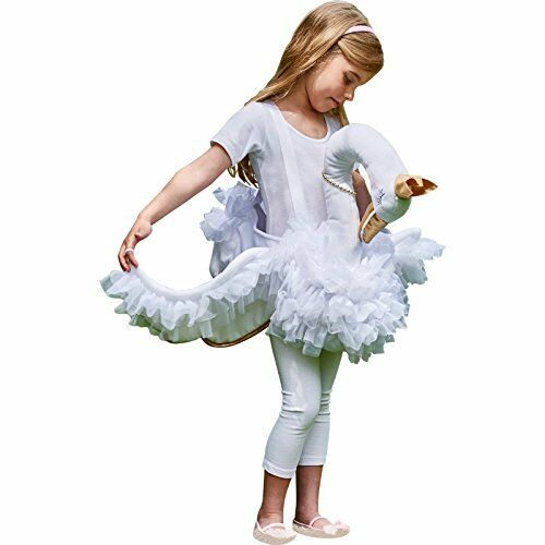 Glide on Swan- Child Costume