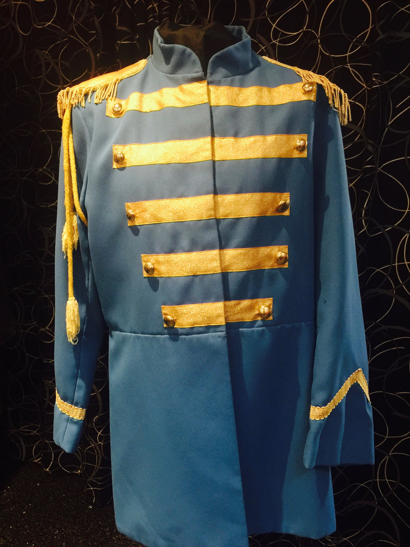 Blue St Peppers Suit - Circus Style Jacket