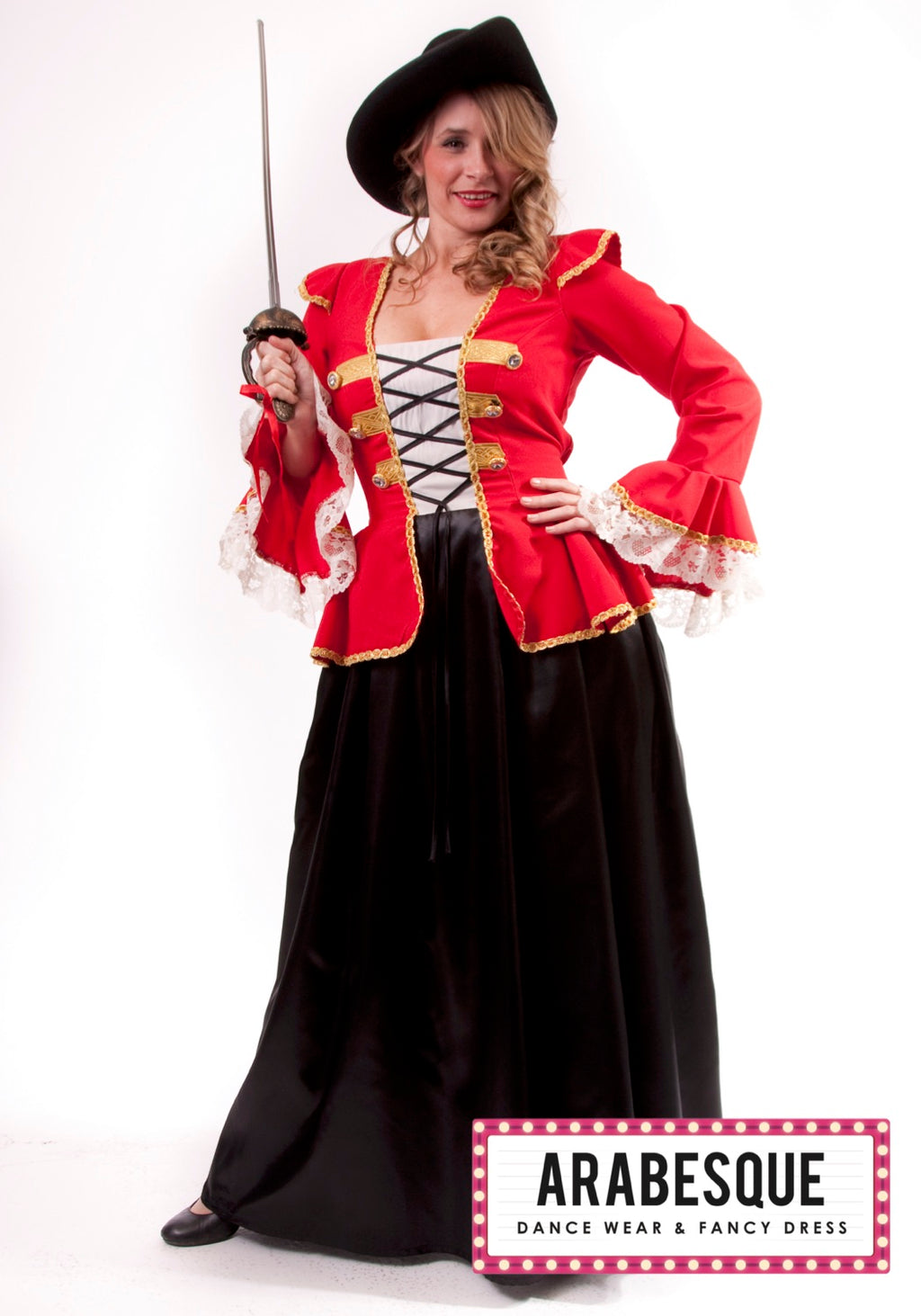 Ladies Musketeer Costume