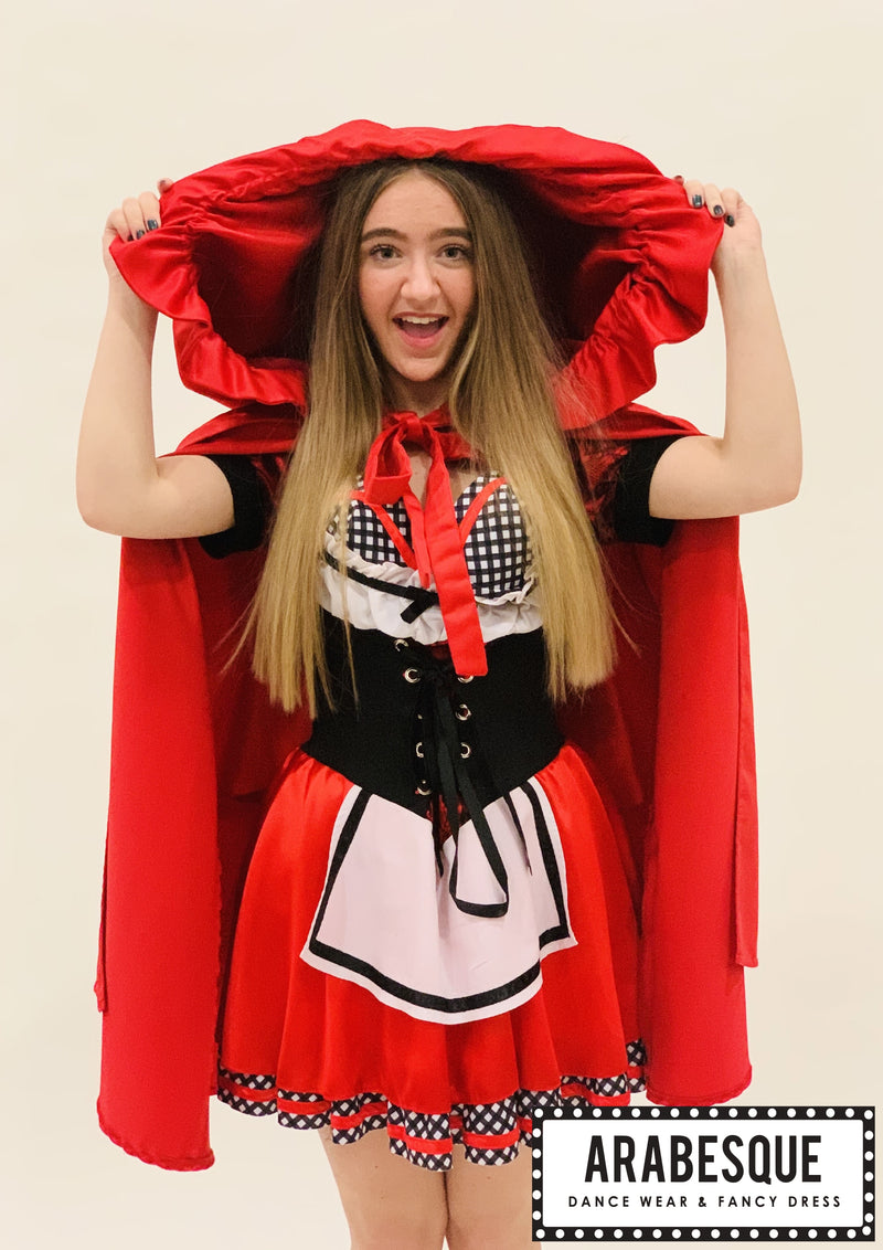 Little Red Riding Hood | Riding Hood | Costume | Hire