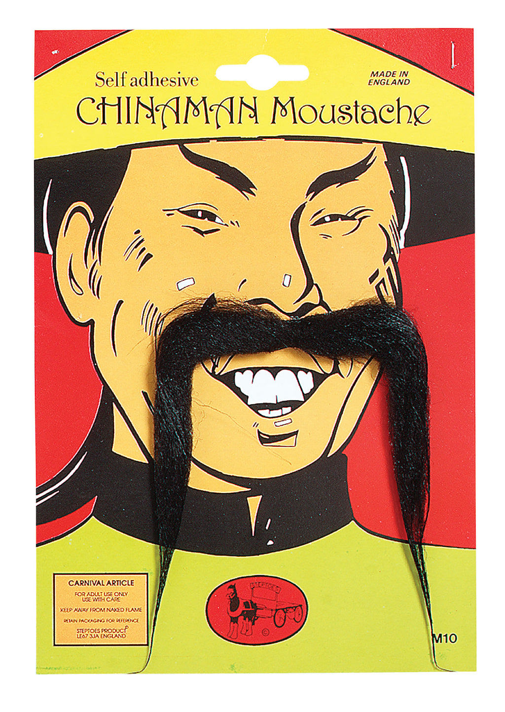 Chinaman Moustache