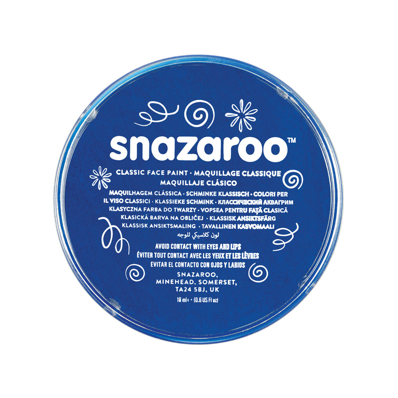 Snazaroo Face Paint - Royal Blue