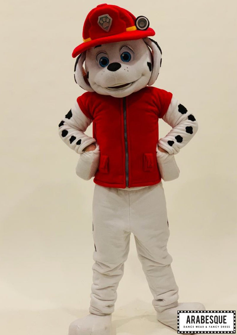 Paw Patrol | Marshall | Plush | Dog Costume | Costume | Hire