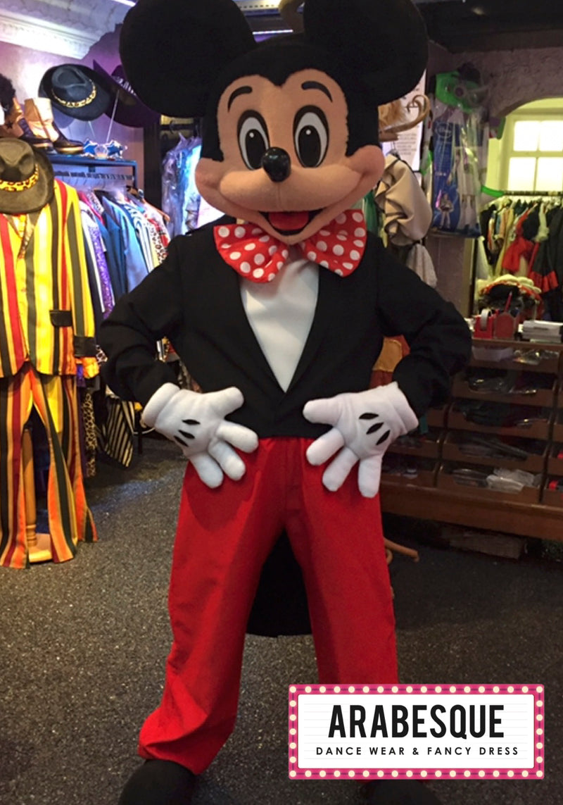 Micky Mouse Mascot Costume