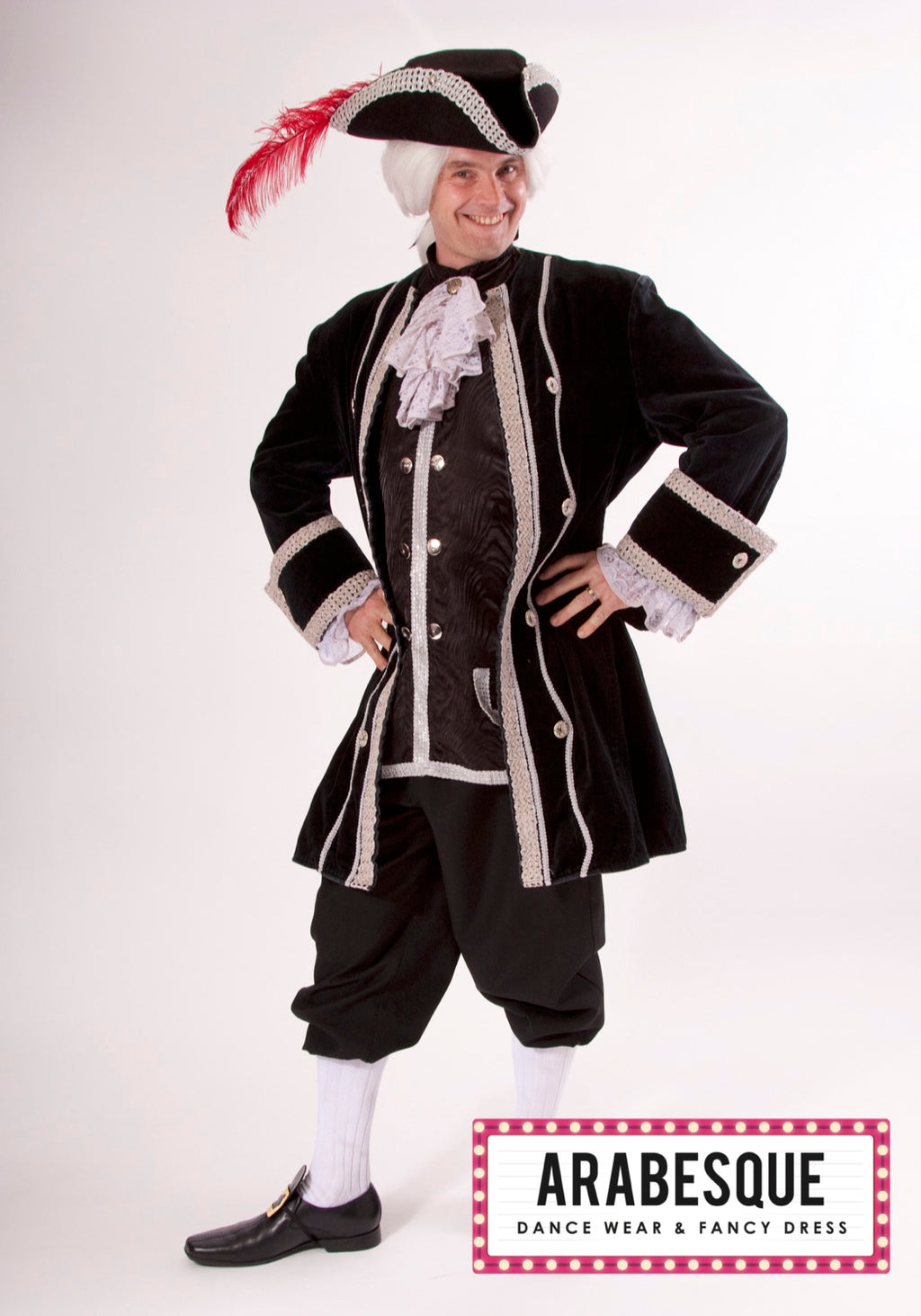 17th Century Mens Costume