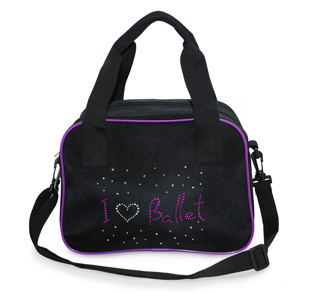 Ballet Bag - Black - Roch Valley
