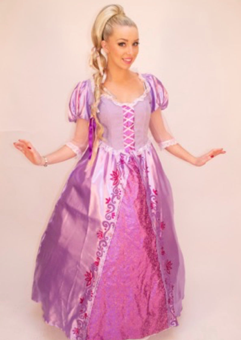 Rapunzel Hire Costume