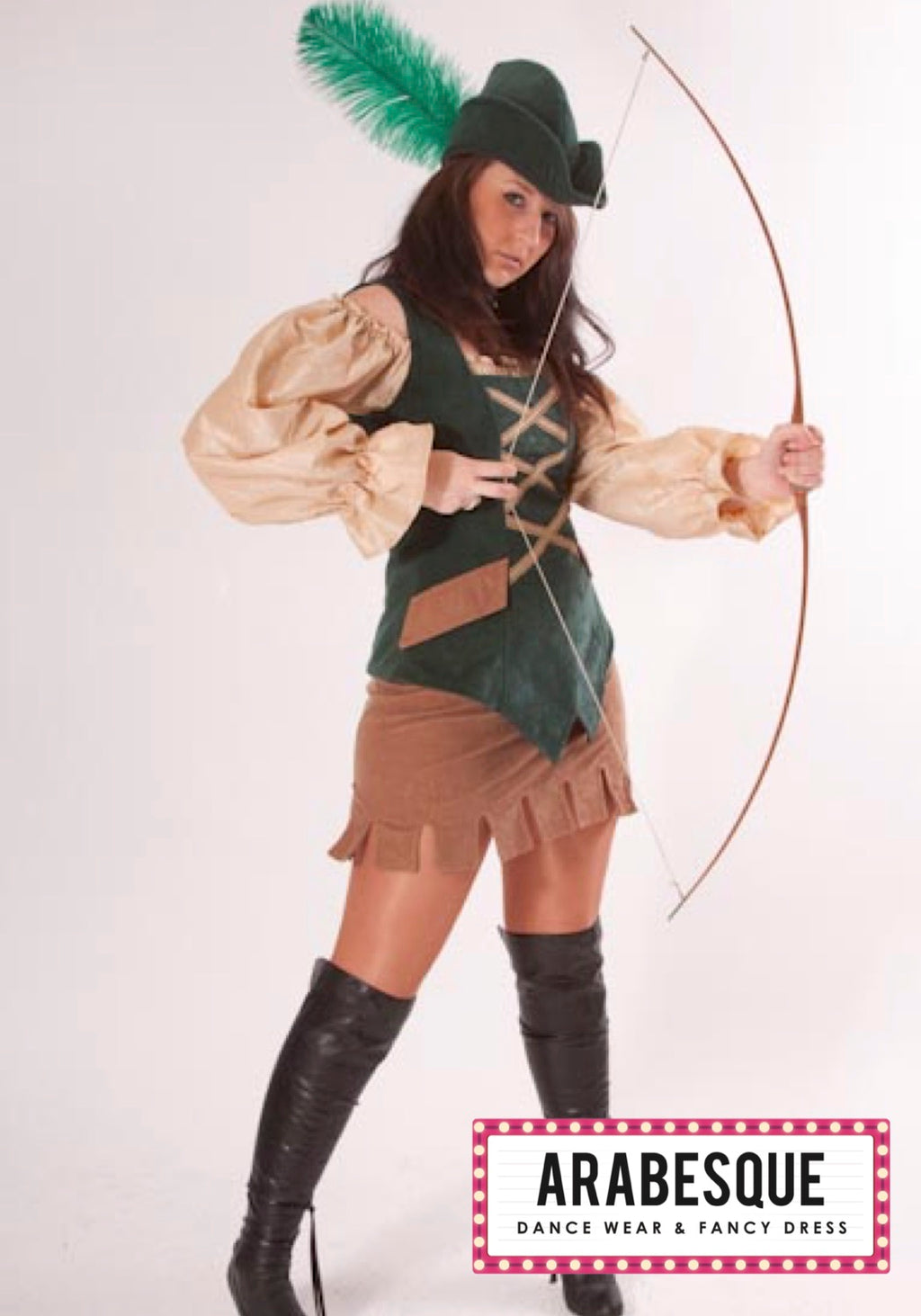 Ladies Robin Hood