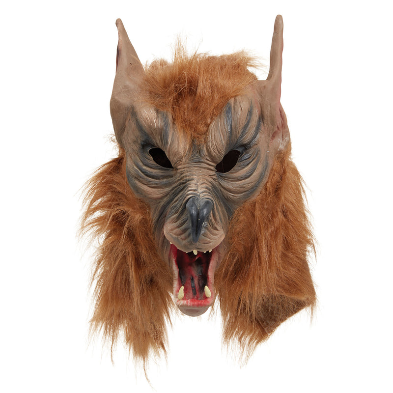 She Wolf Mask (Brown)