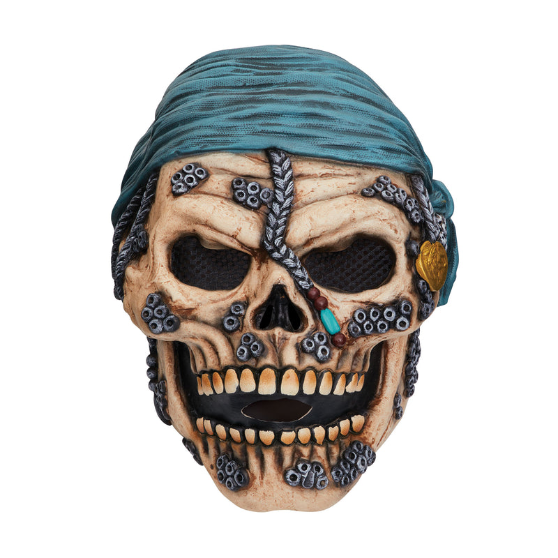 Skeleton Pirate Mask