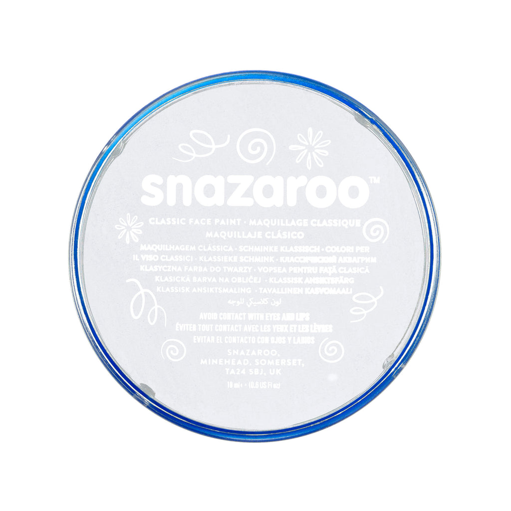 Snazaroo face paint - White