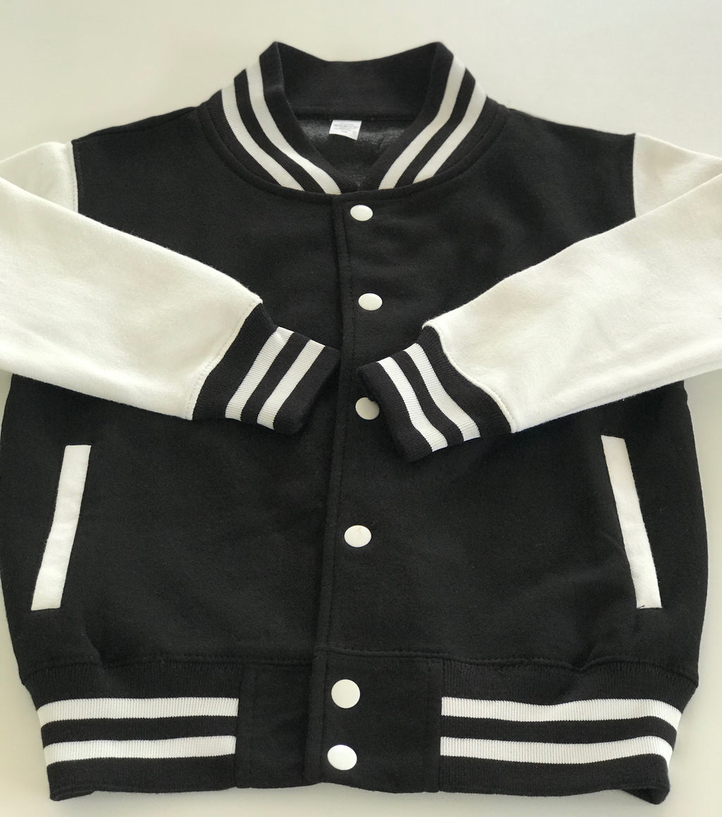 Stage One Varsity Jacket