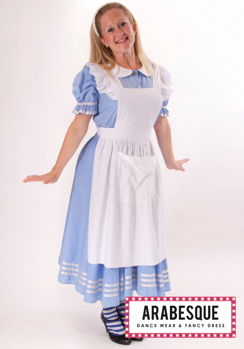 Traditional Adults Alice Costume