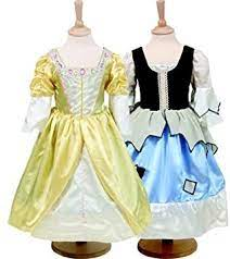 Princess / Pauper Reversible Dress