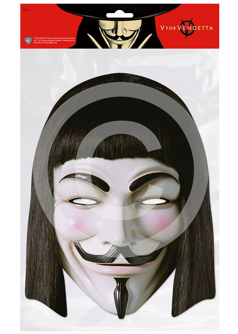 Vendetta Card Mask