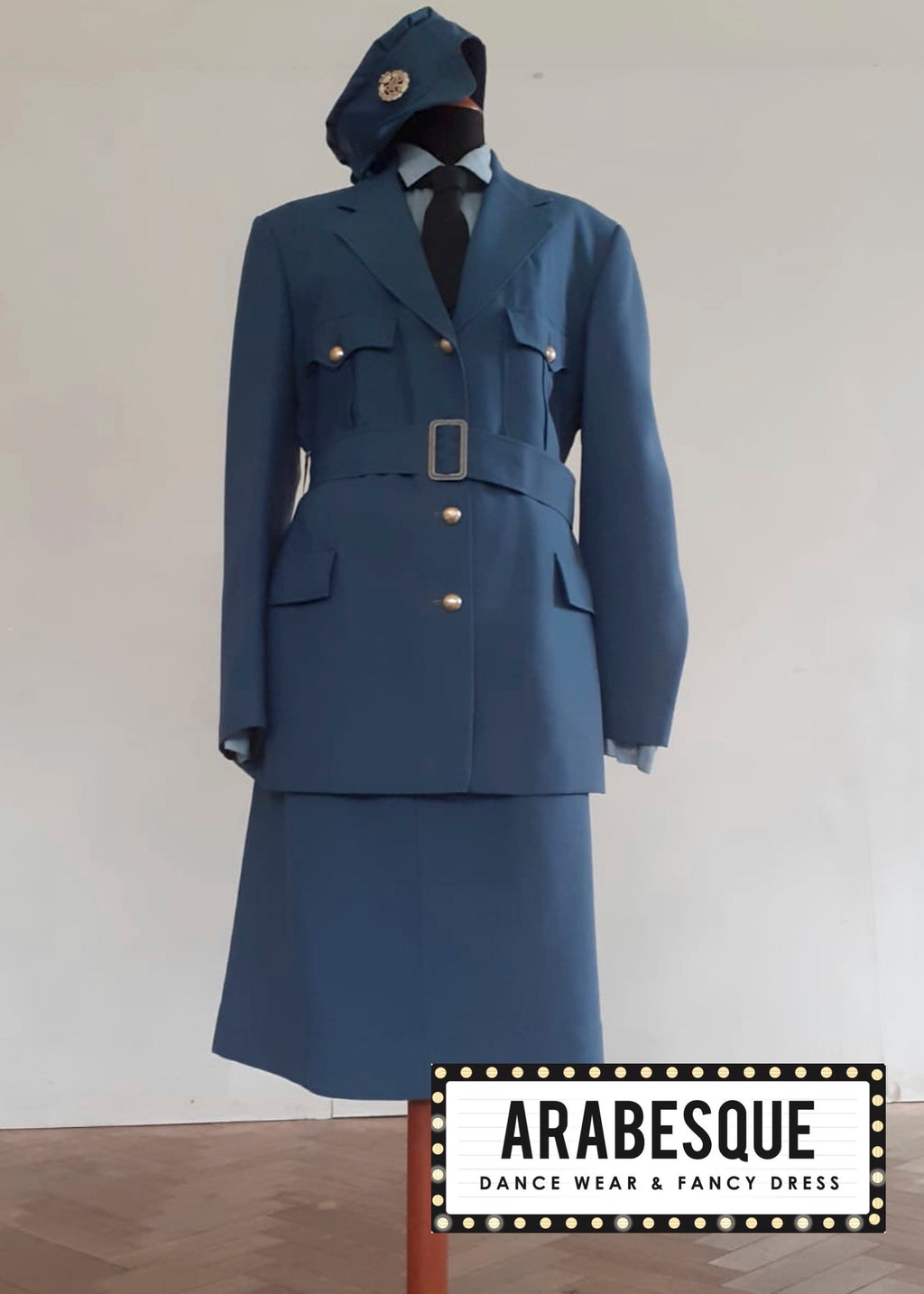Ladies WAFF Uniform (Womens Auxiliary Air Force)