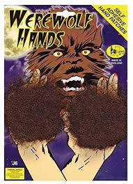 Werewolf Hands - self adhesive patches