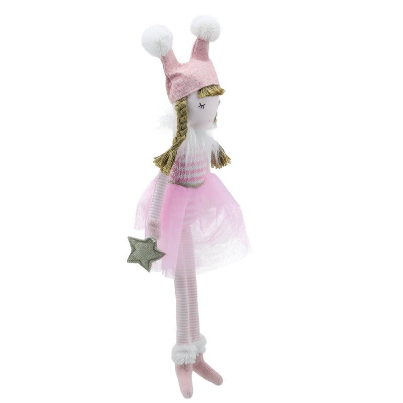 Doll - Wilberry Gift - Pink - Side
