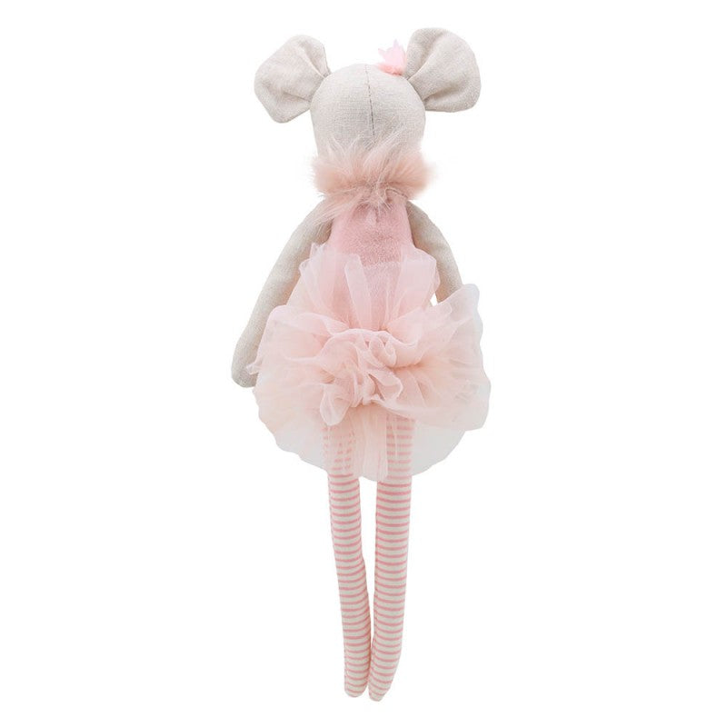 Mouse Dancer - Pink - Wilberry Gift - Back